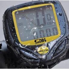 Беспроводной велокомпьютер Sunding SD-548C, велоспидометр, одометр