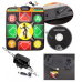 Танцевальный коврик для телевизора и ПК (USB+TV DDR Platium) для детей и взрослых