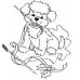 Дощечки | фанера | для выжигания с рисунком 'Собачка', 'Машинка', 'Золушка' и др.