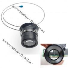 Универсальный держатель монокуляра, линзы часовщика или ювелира