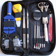 Инструмент часовщика №17, набор инструментов для открывания и ремонта часов