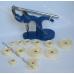 Пресс для закрывания крышек часов (18-50мм), металл