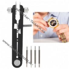 Шпилькосъемник браслетов V-образный часов Rolex, щипцы для ремонта часовых механизмов