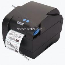 Термо принтер этикеток, чеков Xprinter XP-365B для ценников, ТТН, наклейки. Гарантия.
