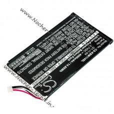 Аккумулятор Kobo D1-11-04 4000mAh для электронной книги Кобо K080-KDN-B, Vox