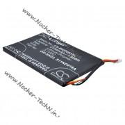 Аккумулятор для эл.книги DR-NK03, 2150мАч Barnes & Noble Nook Simple Touch, BNTV350, BNRV300