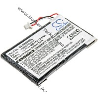 Аккумулятор для электронной книги Sony eReader PRS-600, 800mAh
