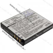 Аккумулятор CGA-S008 (DMW-BCE10) для фотоаппарата Panasonic Lumix DMC-FS5, FX33, SDR-S15, FS20 и др.