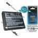 Аккумулятор DMW-BCF10 (CGA-S009) для фотоаппарата Panasonic Lumix DMC-FS7, DMC-FH3, DMC-FT2, DMC-TS2 и др.