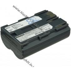 Аккумулятор Canon BP-511A (bp-511) - 1500mAh BP-508 (512), BP-514 для видеокамеры MV430, ZR60