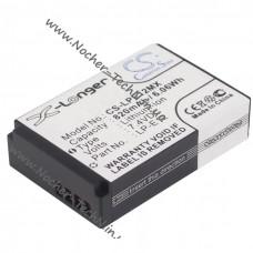 Аккумулятор LP-E12 820mAh для фотоаппарата Canon EOS 100D, M50, M10, EOS M, M2