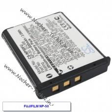 Аккумулятор Fujifilm NP-50 800мАч для фотоаппарата F100fd, F660EXR, X20, XF1, XP200, F850EXR