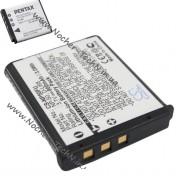 Аккумулятор D-Li68 800мАч для фотоаппарата Pentax Optio A36, S10, S12