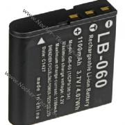 Аккумулятор Кодак Kodak LB-060 для фотоаппарата PixPro AZ251, AZ522, AZ361 Astro Zoom и др.