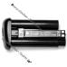 Аккумулятор для Nikon EN-4 (e,a) 2400mAh для фотоаппарата D2H, D3X, D2Xs, F6 и др.