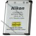 Аккумулятор Nikon EN-EL19 для фотоаппарата CoolPix S2500, S3300, S6400 и др.