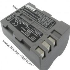 Аккумуляторная батарея Nikon EN-EL3e 2000mAh для фотоаппарата D300S, D90, D70, D200