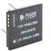 Аккумулятор Panasonic DMW-BCH7E 695mAh для фотоаппарата Lumix DMC-FP3, TS10, FT10 и др.