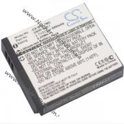 Аккумулятор DMW-BLC7 для фотоаппарата Panasonic Lumix DMC-FS50, SZ9, XS1, FH10 и др.