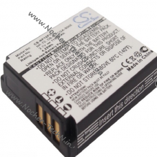 Аккумулятор Panasonic CGA-S005E (DMW-BCC12) для фотоаппарата Lumix DMC-FX10, LX1, FX8, LX2 и др.