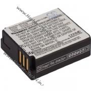 Аккумулятор D-LI106 1000mAh для фотоаппарата Pentax MX-1, Optio X90