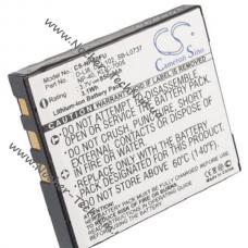 Аккумулятор Pentax D-LI85, D-LI8 для фотоаппарата Optio A10, T10, S6, W10, L20 и др.