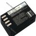 Аккумулятор D-LI109 (900mAh) для фотоаппарата Pentax K-2, K-R, K500, K-30, K-50, K-S1