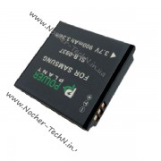 Аккумулятор Samsung SLB-0937 для фотоаппарата L730, NV33, PL10, ST10, i8 и др.