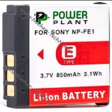 Аккумулятор Sony NP-FE1 850mAh для фотоаппарата DSC-T7 бренд PowerPlant