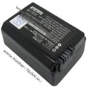 Аккумулятор Sony NP-FW50 1080mAh для фотоаппарата NEX-5, Alpha SLT-A35, NEX-F3, NEX-C3