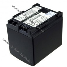 Аккумулятор Canon BP-820 1780mAh для видеокамер Vixia HF100, HG20, FS100, XA10