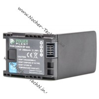 Аккумулятор для Canon BP-828 2960mAh видеокамер VIXIA HF G30, M400, S11, XF300, XL1, XM2