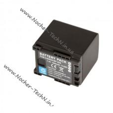Аккумулятор BP-820 1780мАч чип для видеокамер Canon XA25, HF G40, XF405, VIXIA GX10