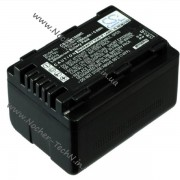 Аккумулятор Panasonic VW-VBK180, 1500mAh для видеокамер HDC-TM55, SD80, TM80, V700 и др.