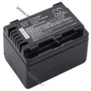 Аккумуляторная батарея VW-VBT190 1500mAh для видеокамеры Panasonic HC-VX870, V770, W570