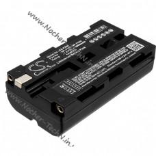 Аккумулятор NP-F330, F530,  NP-F550,  NP-F570 - 2000mAh для видеокамер Sony HDR, TRV, NX -серии