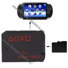 Адаптер, переходник для приставки Sony PS Vita Вита под карту microSD