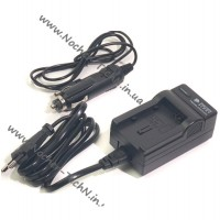 Зарядное устройство Canon CG-800E + автозарядка под аккумулятор BP-820, bp-827, bp-828