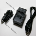 Зарядное устройство для аккумулятора Panasonic VW-VBN130, VBN260 сетевое + авто
