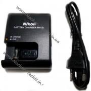 Зарядное устройство Nikon MH-25 (EN-EL15) для фотоаппарата D7000, D600, D800 и другие.