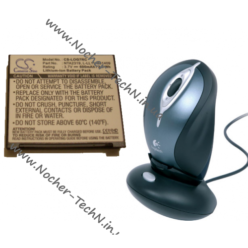 129e39fc115 Аккумулятор для беспроводной мыши Logitech G7, MX1000, LX 700, MX Revolution