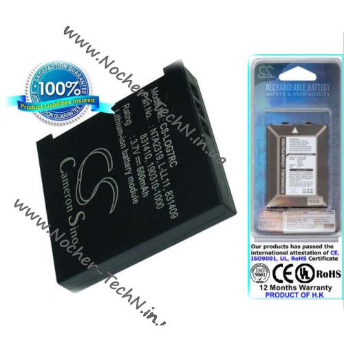 d455b0851af ... Аккумулятор для беспроводной мыши Logitech G7, MX1000, LX 700, MX  Revolution ...