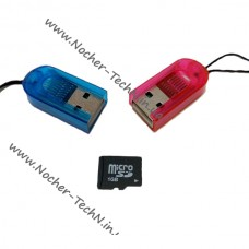 Кардридер под карту памяти MicroSD T-Flash (TF) как usb флешка