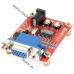 Тестер, генератор для проверки мониторов VGA, SVGA, XGA (плата с доп.питанием)