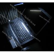 usb лампа для ноутбука (компьютера) светодиодная 10 LED (Синяя BL-07)