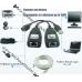 USB удлинитель по RJ45 витой паре до 50м, переходники для удлинения