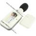Шумомер цифровой GM1351 (от 30 до 130 дБ) для измерения уровня шумов в различных помещениях