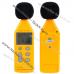 Шумомер цифровой точный SL-814 от 40 дБ до 130 дБ - прибор для измерения шумов
